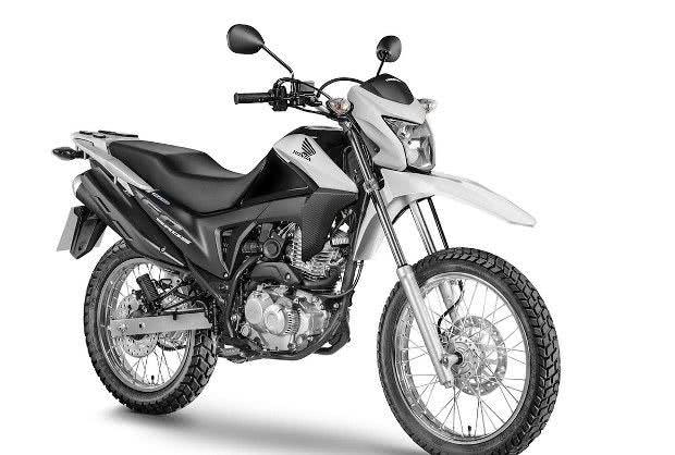 Honda BROS 160 2019