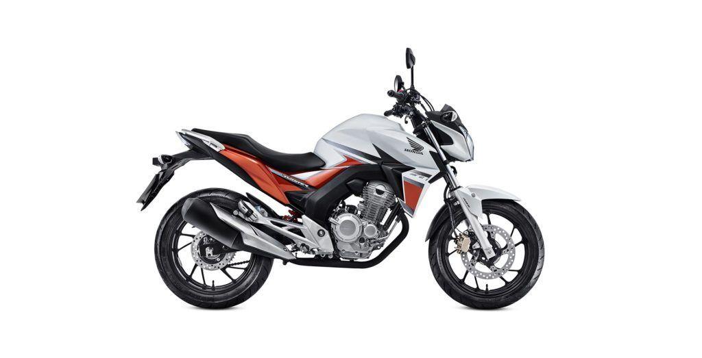 Nova Honda CB 250F Twister 2019