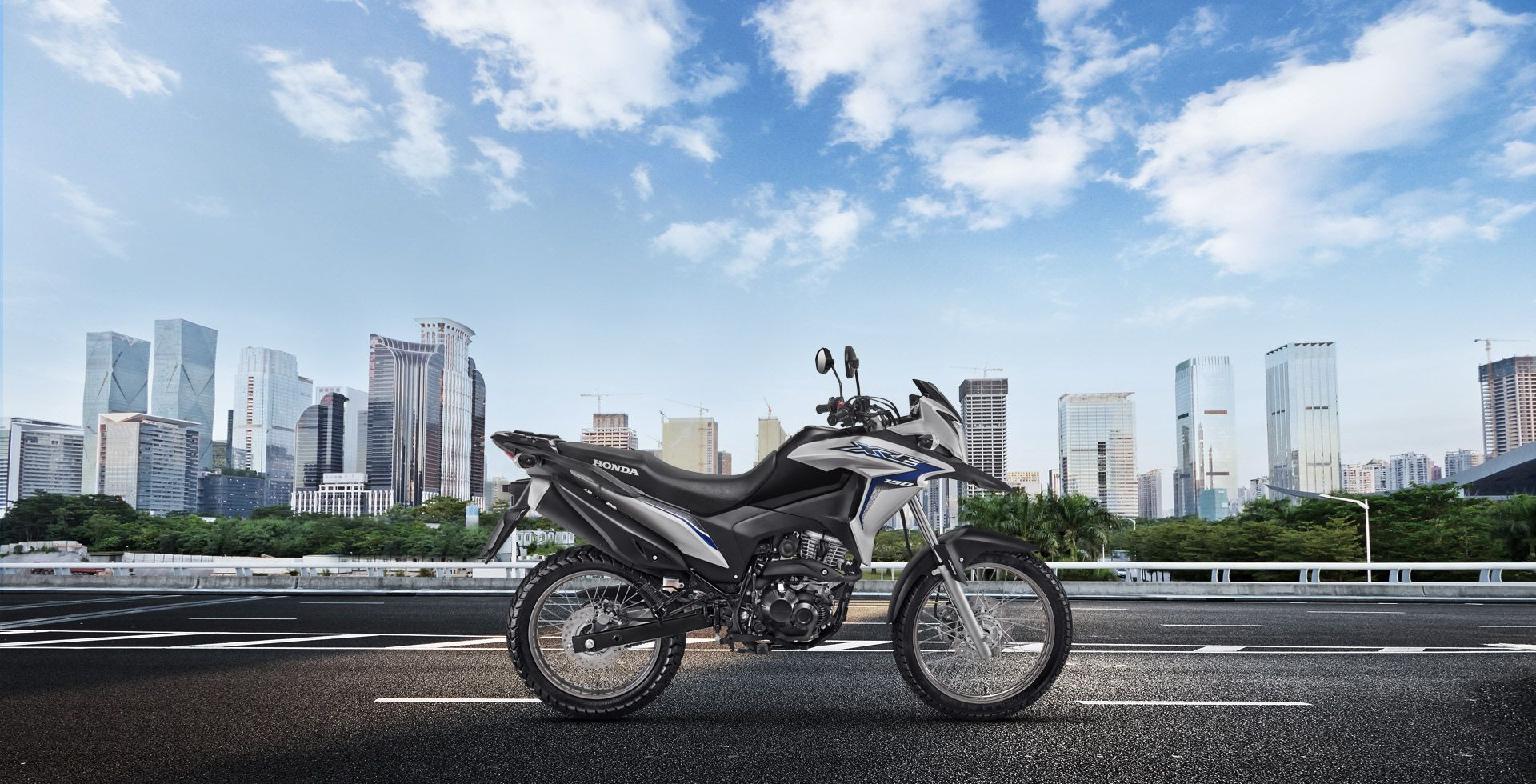 Honda XRE 190 2019