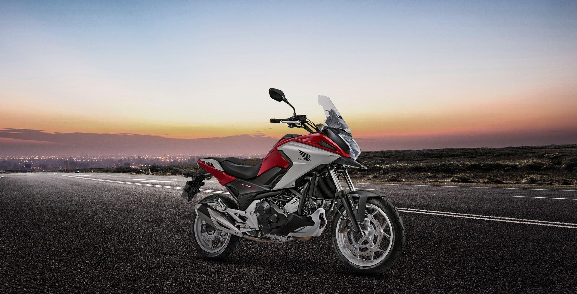 Nova Honda NC 750X 2019