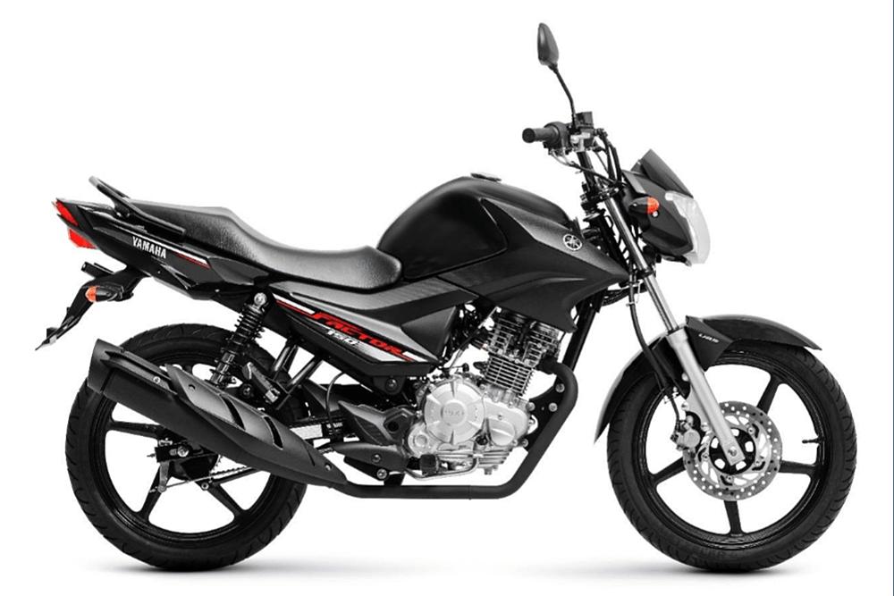 Yamaha YBR 150 Factor 2019