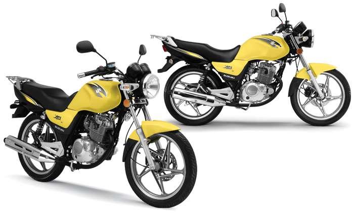 Nova Suzuki Yes 2019