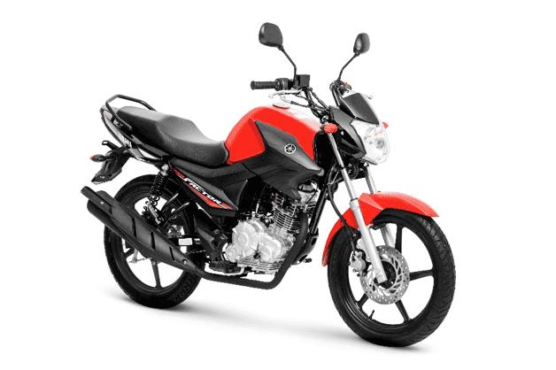 Nova Yamaha YBR 125 2019