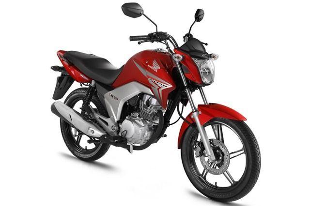 Honda CG 150 Fan 2019