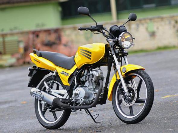 Dafra Speed 150 2019