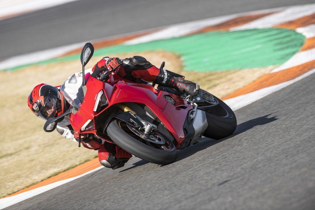 Nova Ducati Panigale 1299 2019