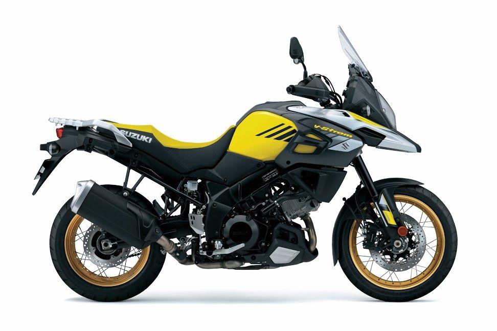 Nova Suzuki V-Strom 1000 XT 2019