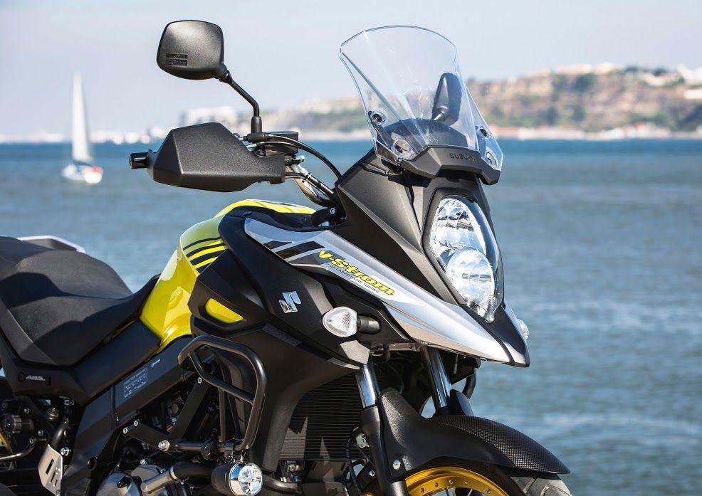 Suzuki V-Strom 650 XT ABS 2019