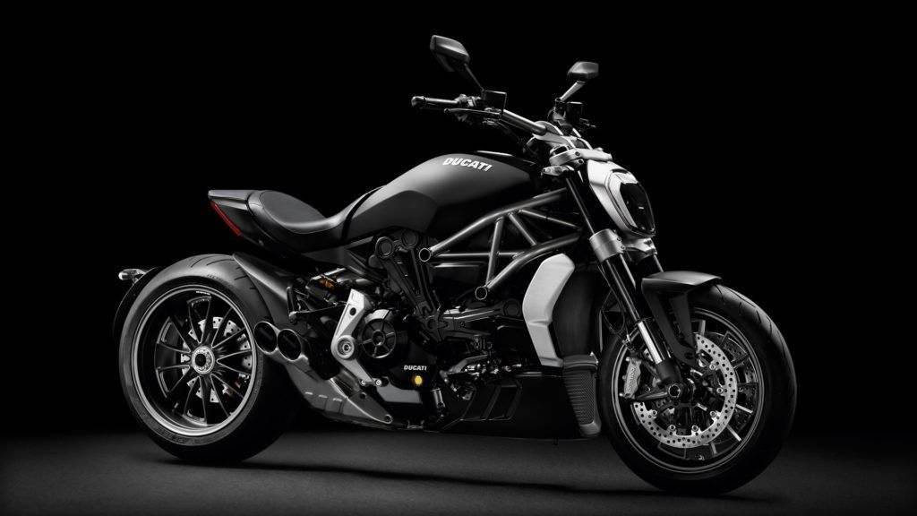 Nova Ducati X Diavel 2019