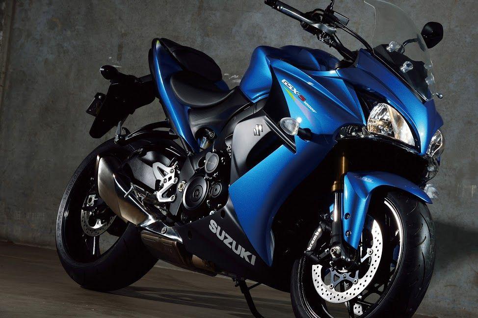 nova Suzuki GSX S1000 F 2019