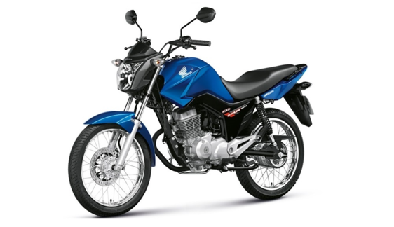 Honda CG 150 Fan 2020
