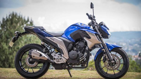 Yamaha Fazer 250 2020