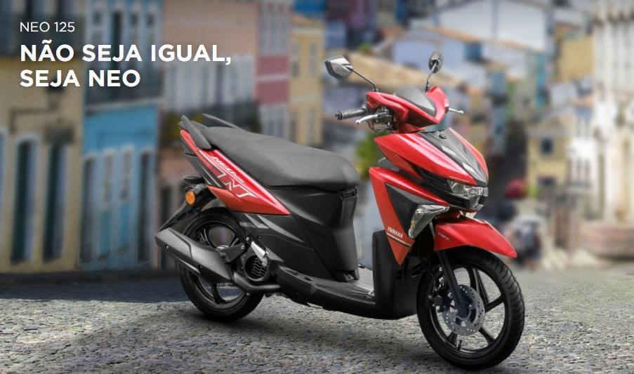Yamaha NEO 125 2020