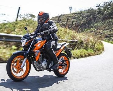 1a1c50927579e Honda CB Twister 2020  PREÇOS