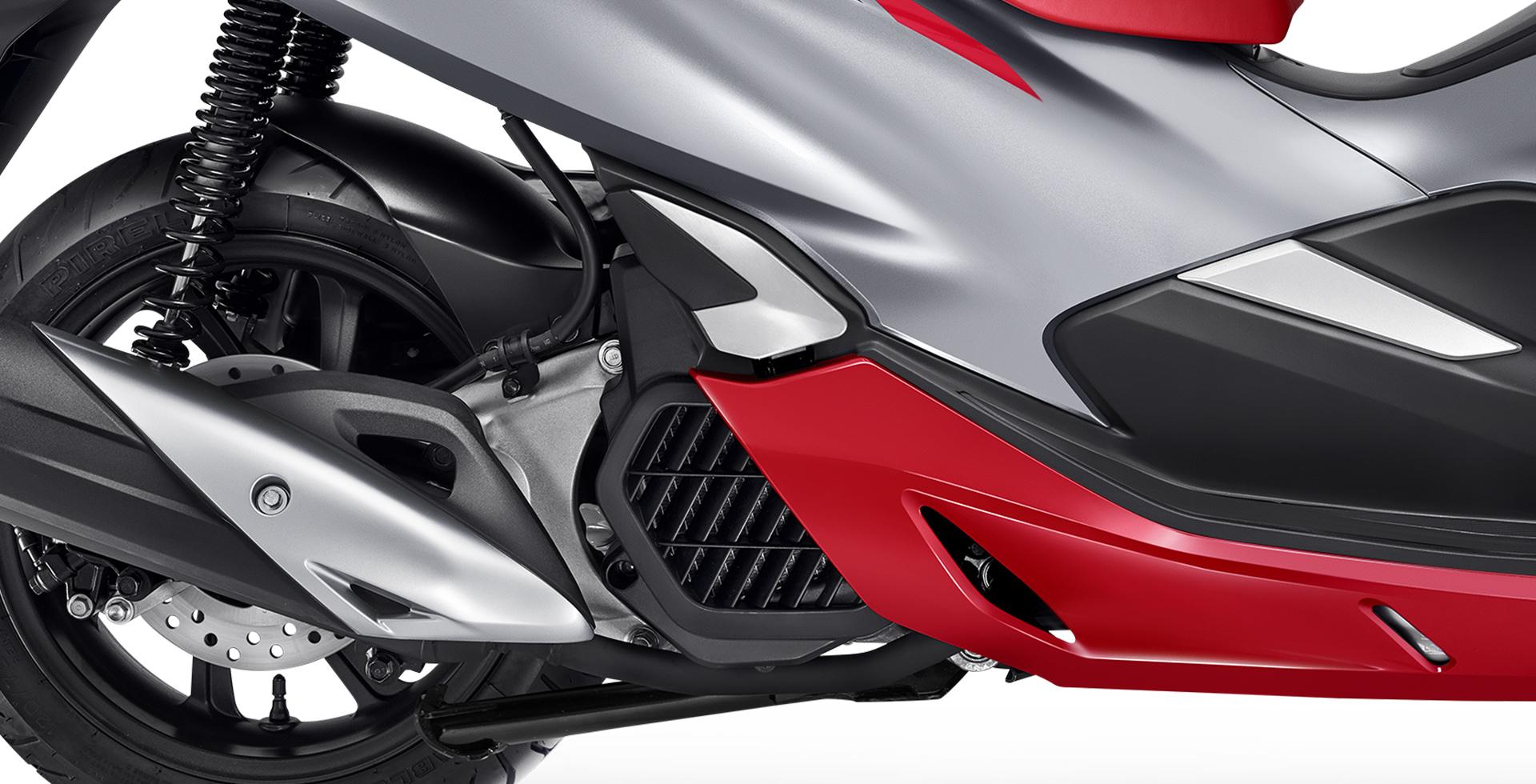 Ficha técnica Honda PCX 150 2020
