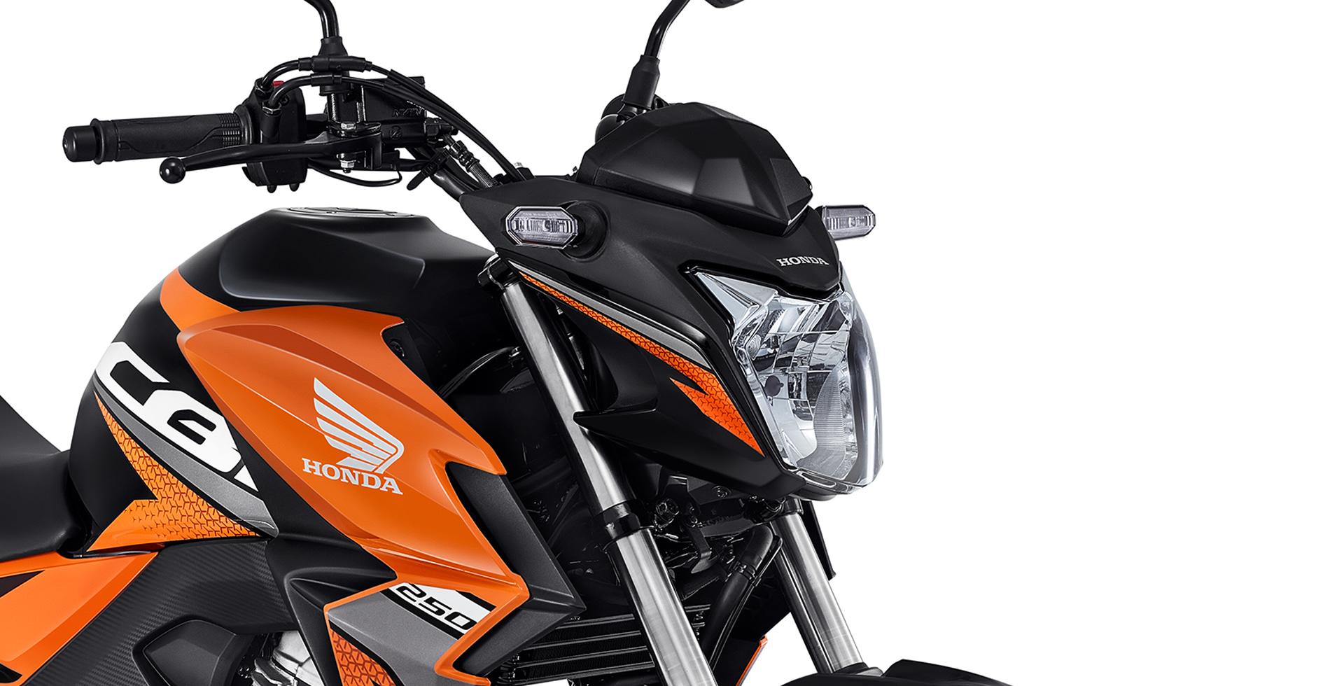 Honda CB Twister 2020