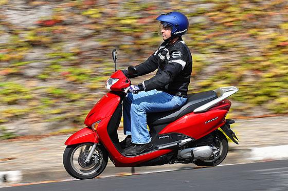 Honda Lead 2020