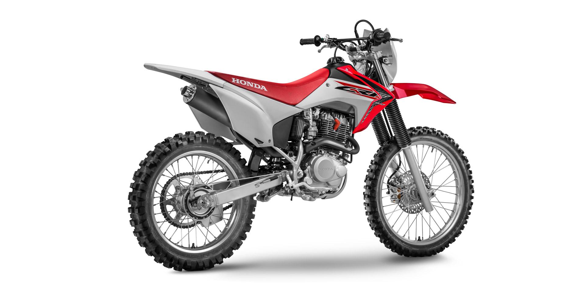 Honda CRF 230F 2020 Ficha Técnica
