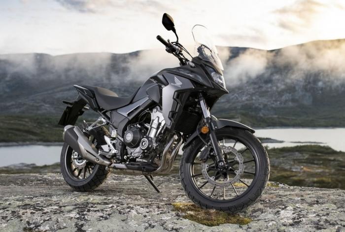 Honda CB 500 X 2020