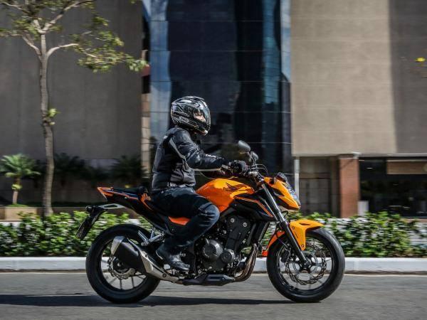 Honda CB 500 F 2020
