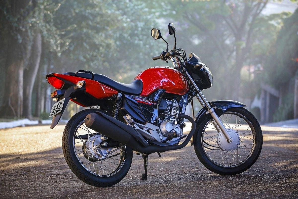 Honda CG 160 Start 2020