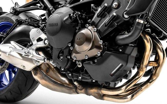 Ficha técnica Nova Yamaha MT 10