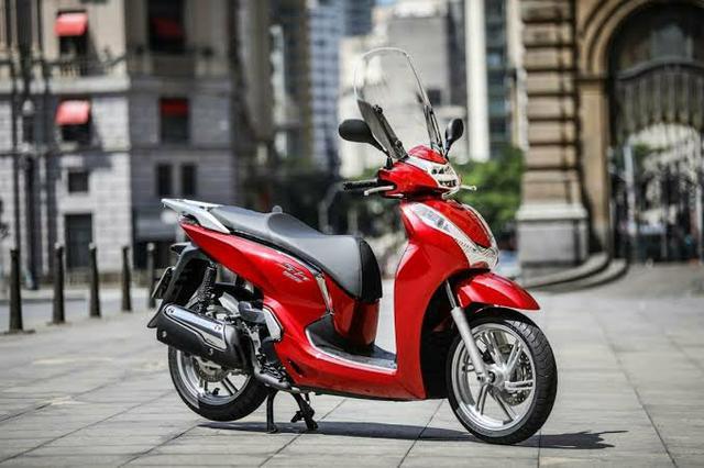 Nova Honda SH 300i 2020