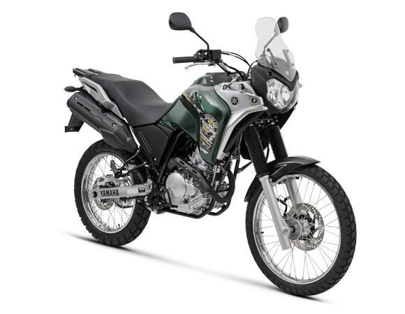 Nova Yamaha Ténéré 250 2020