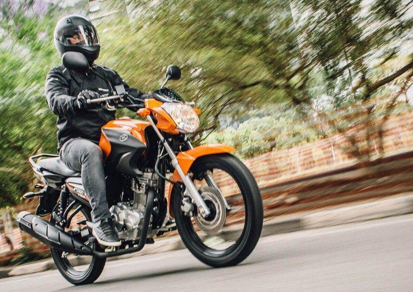 Yamaha YBR 150 Factor 2020