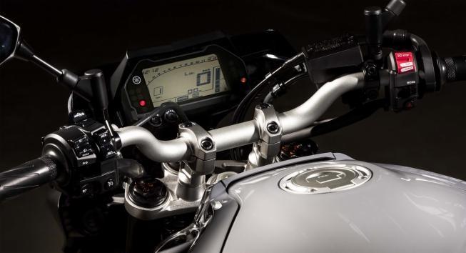 Itens de série da Yamaha MT 2020