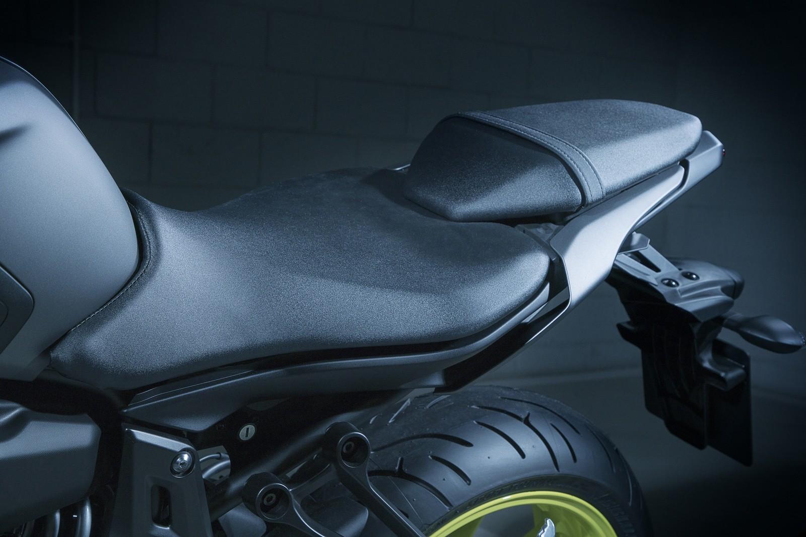 nova Yamaha MT 07 2020