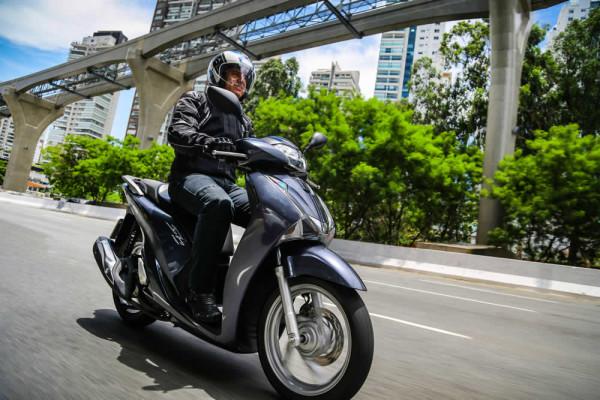 Preço nova Honda SH 150i 2020