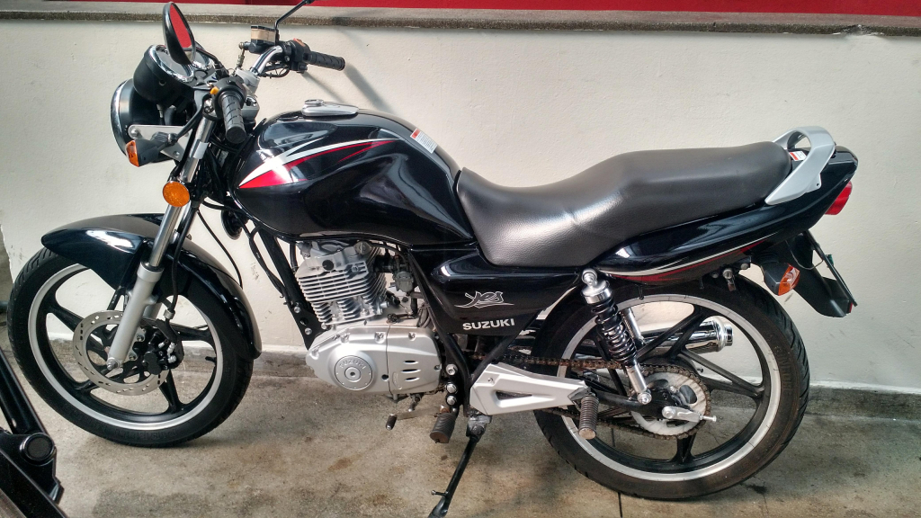 Suzuki YES 2020