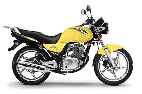 Nova Suzuki YES