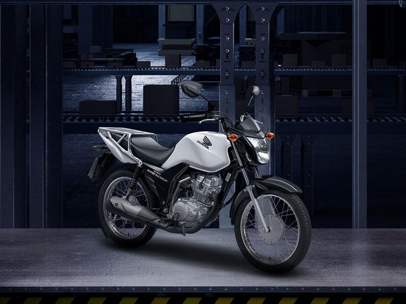 Honda CG 125i Cargo 2020