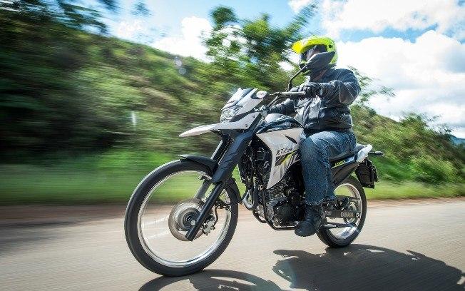 Consumo nova Yamaha Ténéré