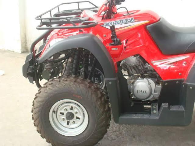 Traxx Montez 250 2020