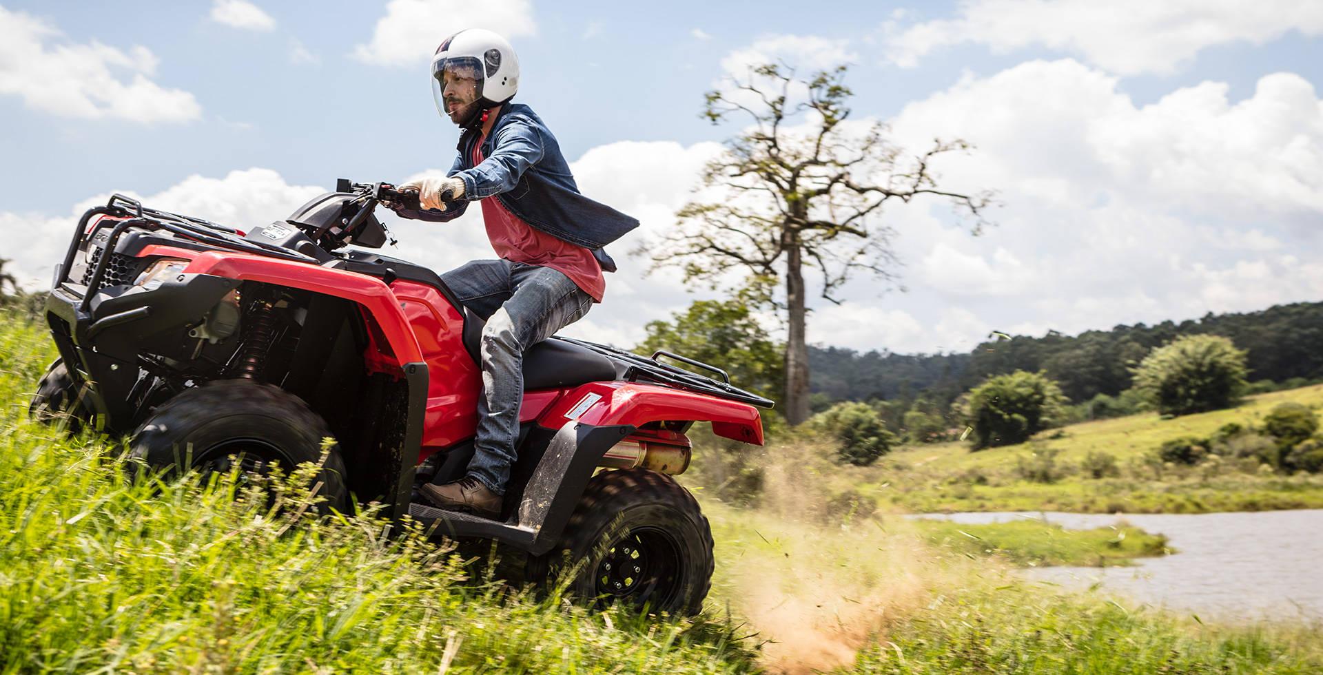 Honda TRX 420 FourTrax