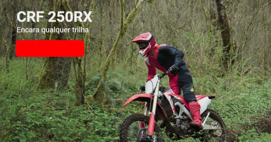 Honda CRF 250RX 2020