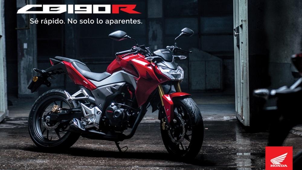 Honda CB 190R 2020