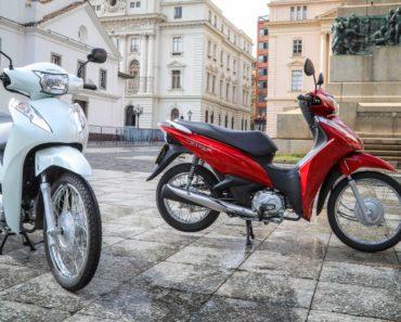 Honda Biz 2021
