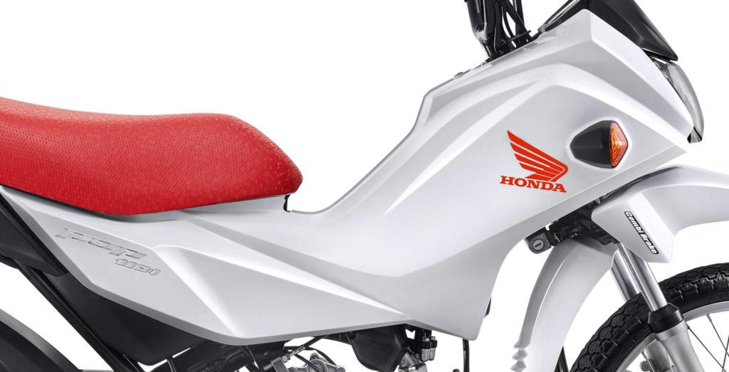 acento da Honda Pop 110i