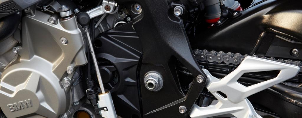 motor da BMW S 1000 R