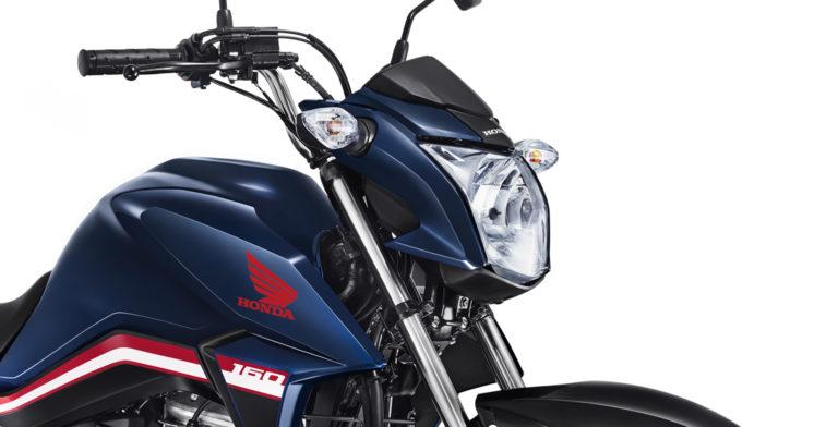 Honda 160 Titan 2021