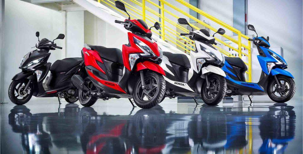 Honda Elite 125 2021