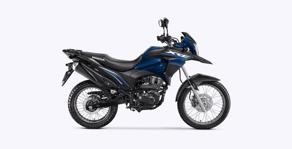nova Honda XRE 190 2021