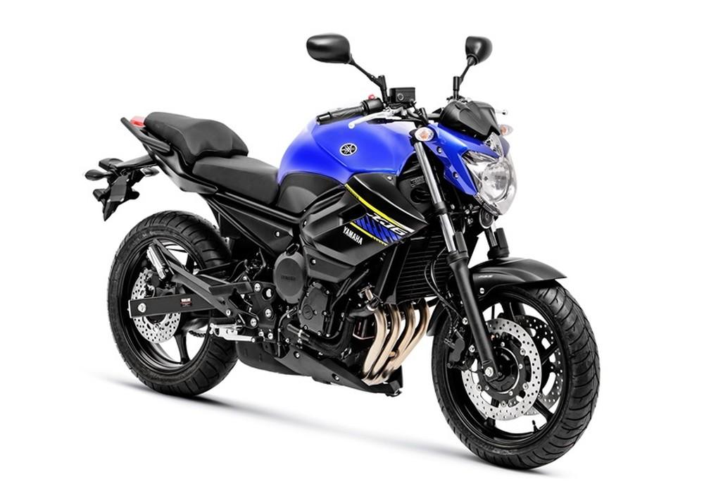Yamaha XJ6 2021
