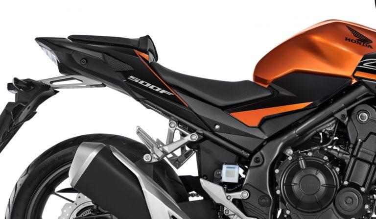 Honda CB 500F 2021