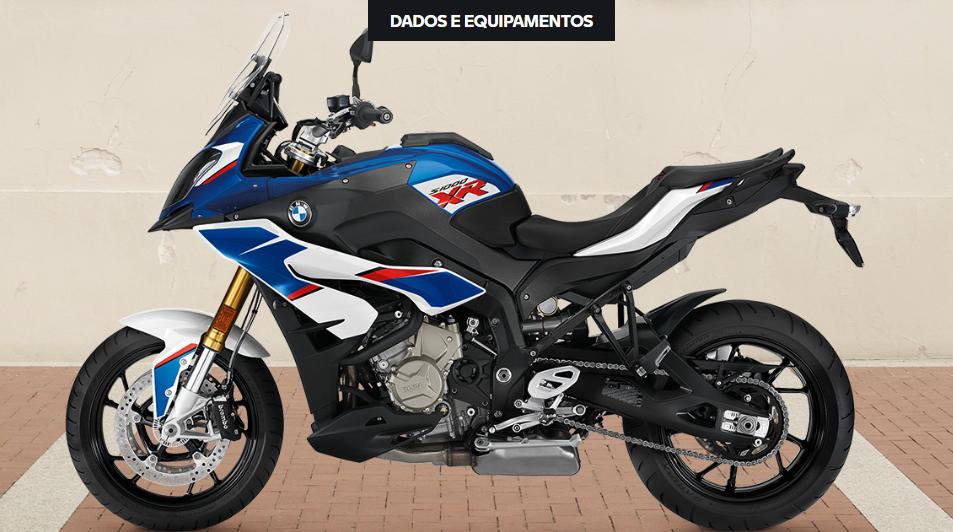 BMW S 1000 XR 2021