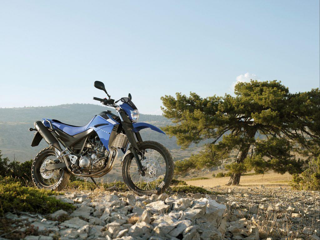 Yamaha XT 660 2021